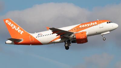 OE-LKO - Airbus A319-111 - easyJet Europe