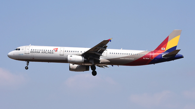 HL7594 - Airbus A321-231 - Asiana Airlines