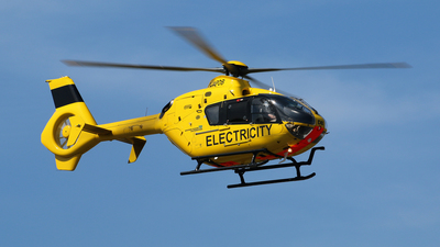 G-WPDB - Eurocopter EC 135P1 - Western Power Distribution