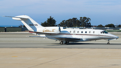 N987QS - Cessna 750 Citation X - NetJets Aviation