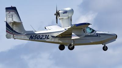 N5023L - Lake LA-4-200 Buccaneer - Island Hoppers