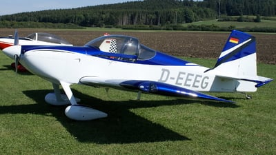D-EEEG - Vans RV-7 - Private