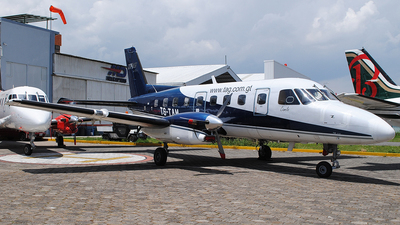 TG-TAM - Embraer EMB-110P1 Bandeirante - TAG Airlines - Transportes Aéreos Guatemaltecos