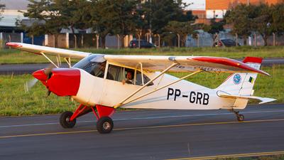 PP-GRB - Aero Boero AB115 - Aero Club - Campinas