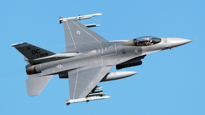 87-0328 - General Dynamics F-16C Fighting Falcon - United States - US Air Force (USAF)