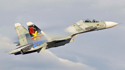 0462 - Sukhoi Su-30MK2 - Venezuela - Air Force