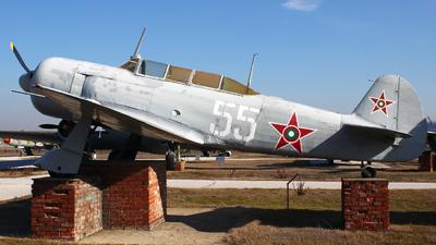 55 - Yakovlev Yak-11 Moose - Bulgaria - Air Force