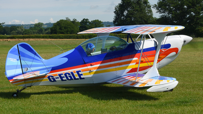G-EGLE - Christen Eagle II - Private