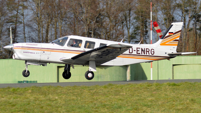 D-ENRG - Piper PA-32R-301T Turbo Saratoga SP - Private