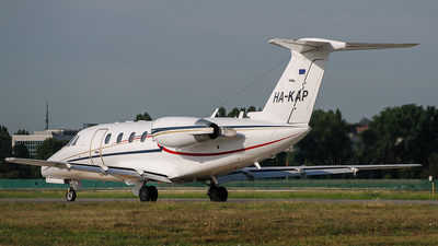 HA-KAP - Cessna 650 Citation VII - Jetstream Air