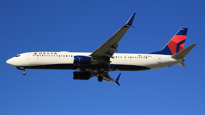 A picture of N870DN - Boeing 737932(ER) - Delta Air Lines - © Jonathan Kang