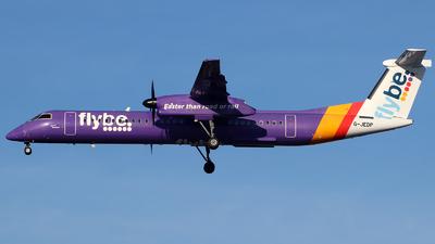 A picture of GJEDP - De Havilland Canada Dash 8400 - [4085] - © n94504
