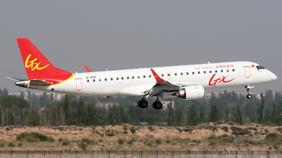 B-3166 - Embraer 190-100LR - GX Airlines