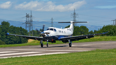 OH-TRG - Pilatus PC-12/47E - Fly 7 Executive Aviation