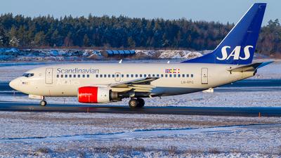 A picture of LNRPG - Boeing 737683 - [28310] - © Henrik Nilsson