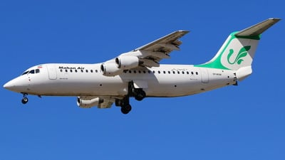 EP-MOM - British Aerospace BAe 146-300 - Mahan Air
