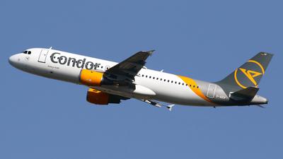 A picture of DAICF - Airbus A320212 - Condor - © Javier Rodriguez - Amics de Son Sant Joan