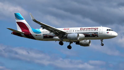 A picture of DAEWS - Airbus A320214 - Eurowings - © Robin Zinngrebe