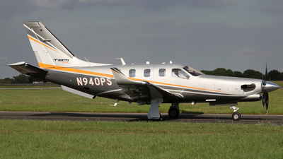 A picture of N940PS - Socata TBM940 - [1281] - © Terry Wade