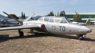 57 - Fouga CM-170 Magister - France - Air Force