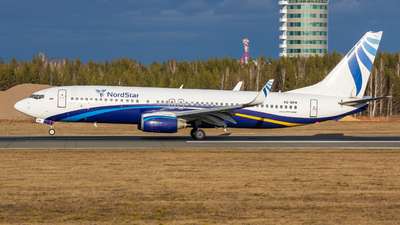 A picture of VQBPM - Boeing 7378AS - NordStar - © Nikita_Milller