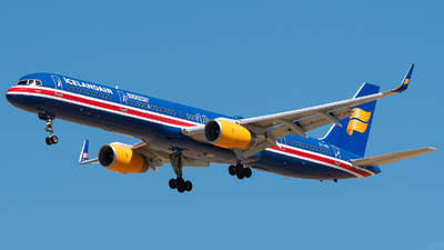 TF-ISX - Boeing 757-3E7 - Icelandair