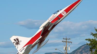 116740 - Canadair CF-116 Freedom Fighter - Canada - Royal Canadian Air Force (RCAF)