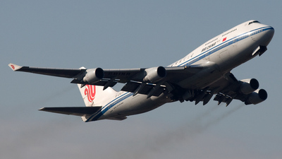 B-2471 - Boeing 747-4J6(M) - Air China