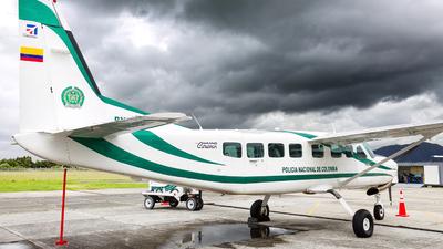 PNC-0216 - Cessna 208B Grand Caravan - Colombia - Police