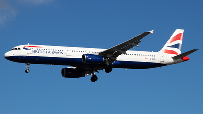 A picture of GEUXI - Airbus A321231 - British Airways - © Lacus