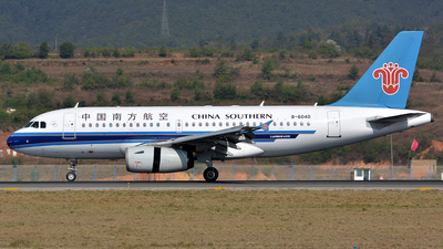 B-6040 - Airbus A319-132 - China Southern Airlines