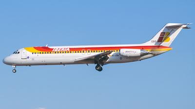 EC-CGO - McDonnell Douglas DC-9-32 - Iberia