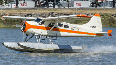 C-GFLT - De Havilland Canada DHC-2 Mk.I Beaver - Sunshine Coast Air