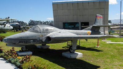 FAC2112 - Cessna T-37B Tweety Bird - Colombia - Air Force