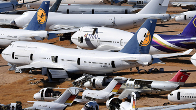 D-ABTD - Boeing 747-430(M) - Untitled