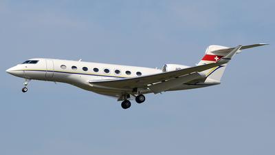 A picture of HBJKP - Gulfstream G650 - Jet Aviation Business Jets - © Bjoern Huke