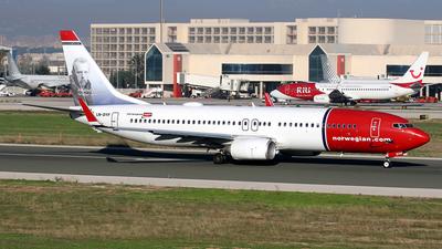 LN-DYF - Boeing 737-8JP - Norwegian