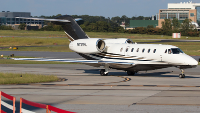 N721FL - Cessna 750 Citation X - Flight Options