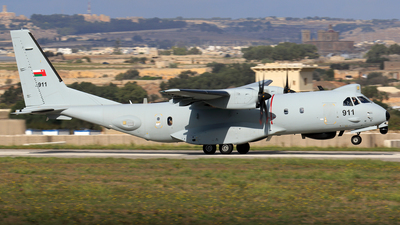 911 - CASA C-295MP Persuader - Oman - Royal Air Force