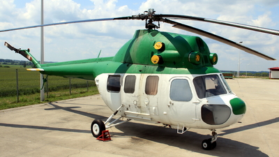 2130 - PZL-Swidnik Mi-2 Hoplite - Poland - Air Force