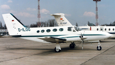 D-ILOG - Cessna 414 Chancellor - Private