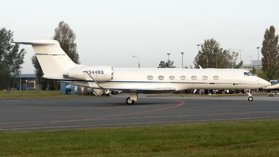 N344RS - Gulfstream G550 - Private