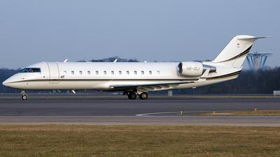 HB-IDJ - Bombardier CRJ-100SE - TAG Aviation