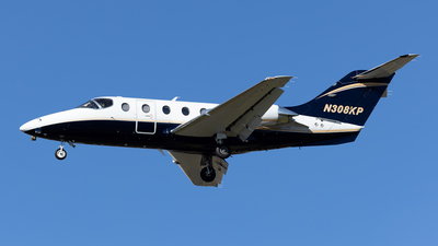N308KP - Raytheon Hawker 400XP - Private