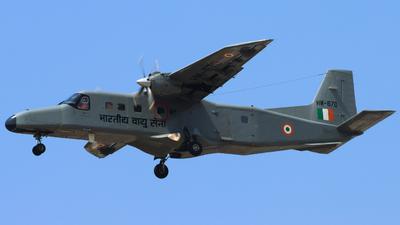 HM-670 - Dornier Do-228-201 - India - Air Force
