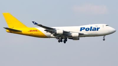 N498MC - Boeing 747-47UF(SCD) - Polar Air Cargo
