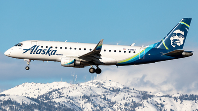 N193SY - Embraer 170-200LR - Alaska Airlines (Skywest Airlines)