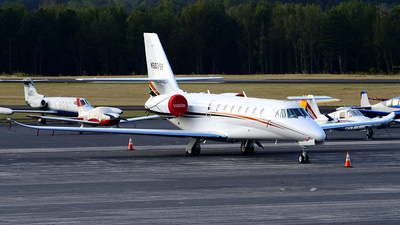 N507SF - Cessna 680 Citation Sovereign Plus - Private