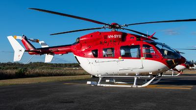 A picture of VHSYB - Airbus Helicopters H145 - CHC Helicopters Australia - © Peter Williamson
