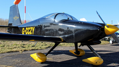 A picture of GCCZY - Van's RV9A - [32014154] - © Jez-UK